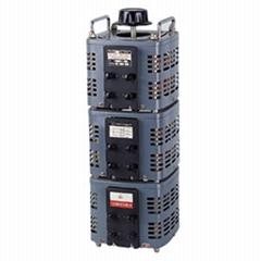 THREE-PHASE CONTACT VOLTAGE REGULATOR TSGC2-3K/6K