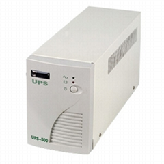 UNINTERRUPTIBLE POWER SUPPLY UPS300 UPS500
