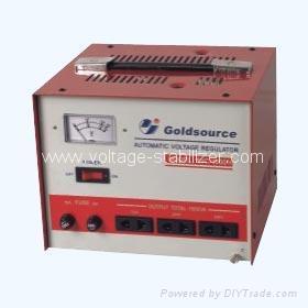 交流稳压器 SVC-500N/  1000N/ 1500N 2