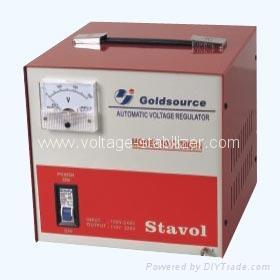 A.C VOLTAGE REGULATOR SVC-2000N/ 3000N/...