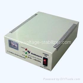 A.C VOLTAGE REGULATOR SVC-500WS/ 1000WS 2