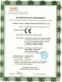 A.C VOLTAGE REGULATOR SVC-500WS/ 1000WS 3