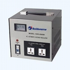 交流稳压器 SVR-2000...