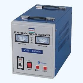 A.C VOLTAGE REGULATOR AVR-4000S /5000S 2