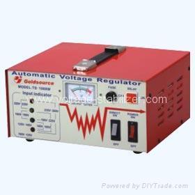 A.C VOLTAGE REGULATOR TS-500W / 1000W/ 1500W 2