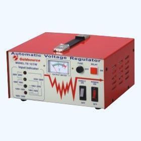 A.C VOLTAGE REGULATOR TS-500W / 1000W/ 1500W 1