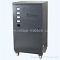 THREE-PHASE A.C VOLTAGE REGULATOR SVC3-15KVA 2
