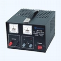 ADJUSTABLE D.C POWER SUPPLY DF1736