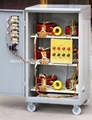 THREE-PHASE A.C VOLTAGE REGULATOR SVC3-15KVA 3