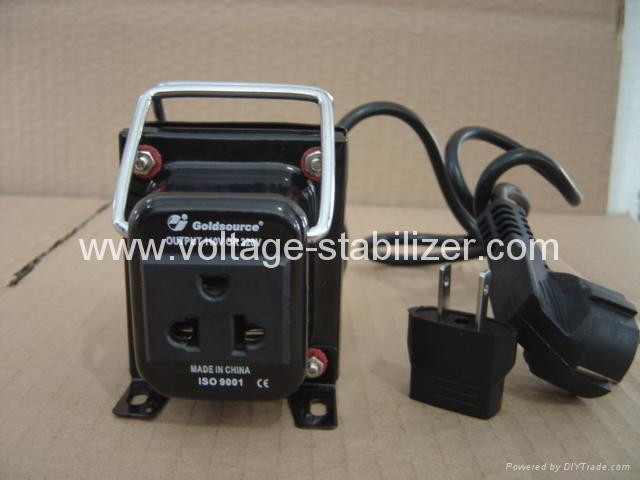 A.C STEP UP/DOWN TRANSFORMER (THG-100/200...750) 3