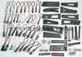 PVC zipper pullers 2