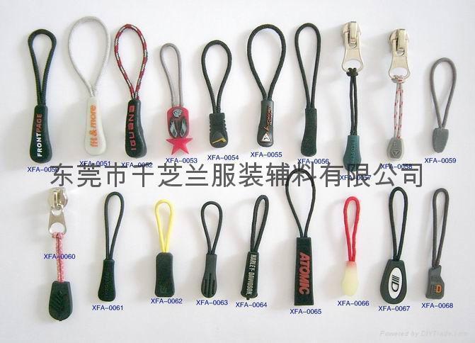 zipper head,zipper accessories,zipper puller 3
