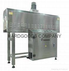 HG高效率立式电热收缩机