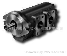 G5多聯齒輪泵