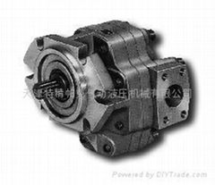 GPC4齒輪泵