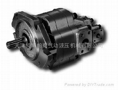 GPC4-G5双联齿轮泵