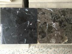 人造崗石琥珀啡黑白根