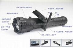 強光錄像手電