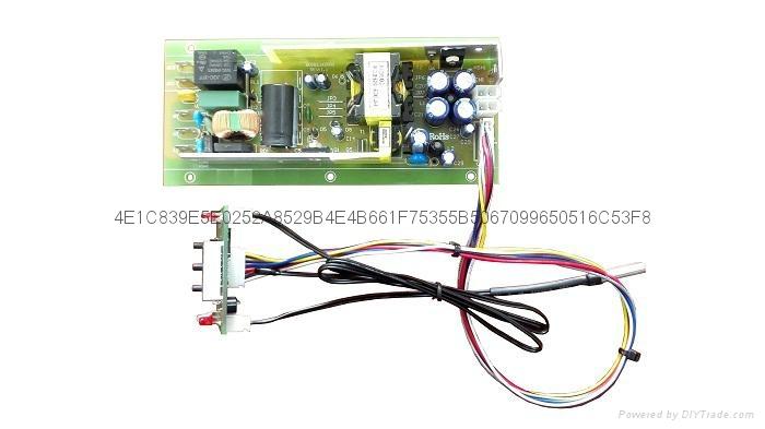 智能暖气温控器 2