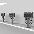 4路直流電瓶車電動自行車共享充電樁 4
