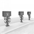 4路直流電瓶車電動自行車共享充電樁 5