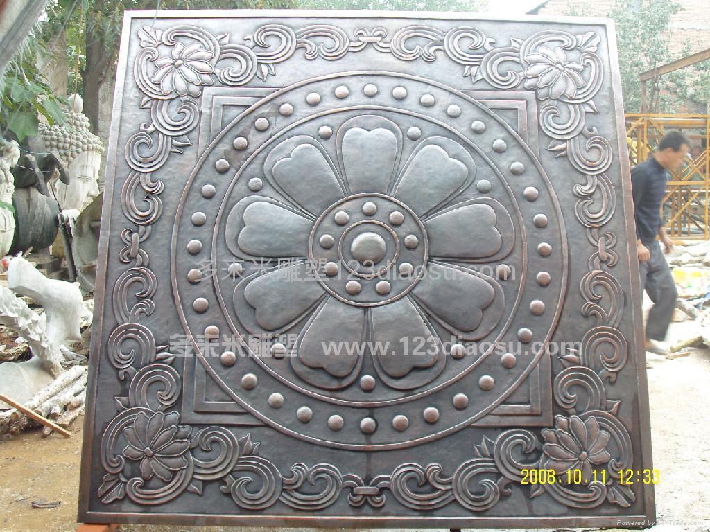 上海铜雕 1