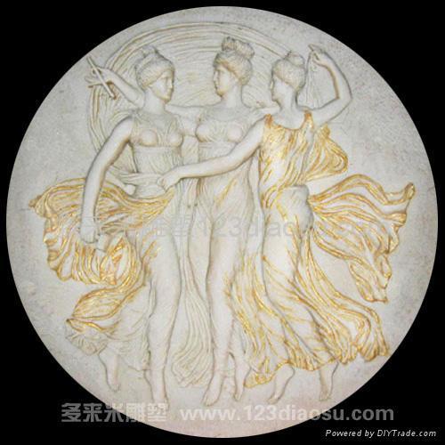 上海砂岩雕塑 3
