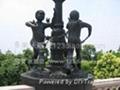 上海玻璃钢雕塑 2
