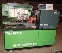 Injection Fuel Pump Test Bench