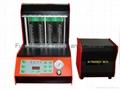 4缸汽油嘴检测清洗机 2