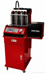 6 Cylinder Fuel Injector Tester and Cleaner