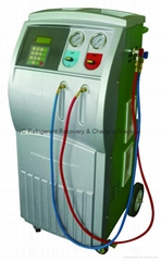 Air Condirion Refrigerant Recovery&Charging Machine