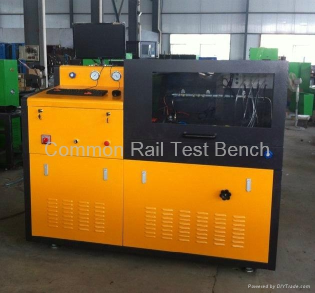 common rail pump test bench