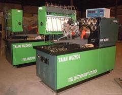 diesel fuel injection pump test bench