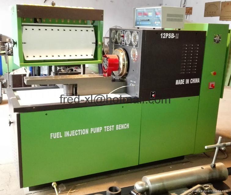 Hot Sale 12PSB-II 380V 15KW Diesel Fuel Injection Pump Test Bench