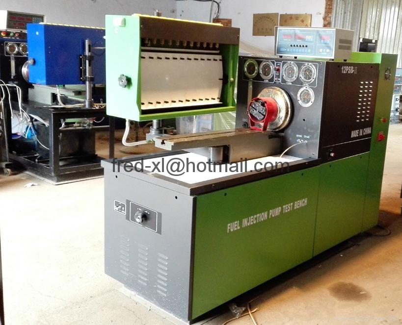 diesel pump test