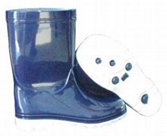 女靴(蓝)_女士雨靴_胶靴