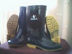 强力靴(黑)—男靴系列