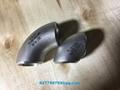 工业不锈钢对焊管件 三通弯头大小头翻边 1