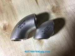 工業不鏽鋼對焊管件 三通彎頭大小頭翻邊