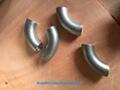 工业不锈钢对焊管件 三通弯头大小头翻边 2