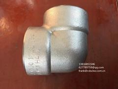 碳钢不锈钢高压锻制管件 2000磅 3000磅 6000磅