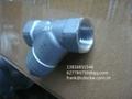 不锈钢片式螺纹球阀1000WOG Y型螺纹过滤器800lb 2