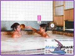 专业温泉水疗SPA脉冲按摩设备