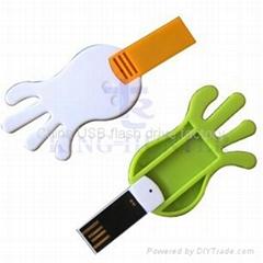 Hand usb drive hand usb stick usb flash disk usb memory drive