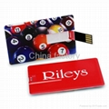 Credit card usb drive mini usb drive card usb disk udp usb 2