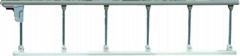 A014  六柱铝合金护栏