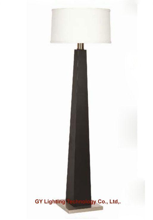 modern beech wood floor lamp, standing lamps for hotel, villa, living room 1
