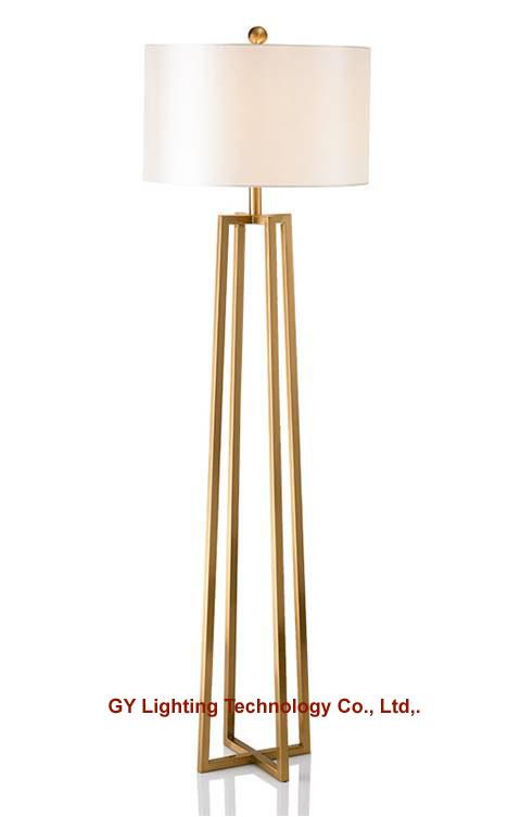 stainless steel floor lamp, standing lamps for hotel, living room, bedroom 1