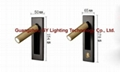 embedded LED wall lamps and lights, bedside lamps and lights, LED reading lights 3